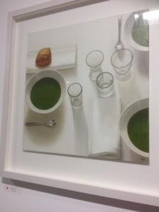 Caroline Ward Pea Soup