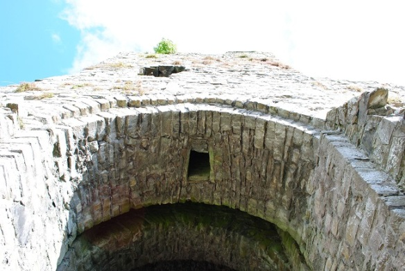 Portcullis with Murder Hole