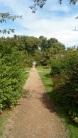 Walled garden walk