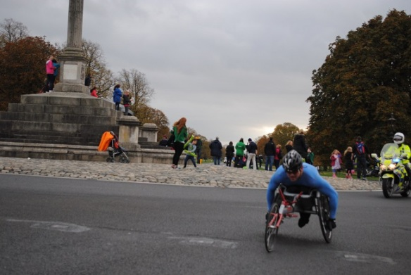 Lead Wheelchair Athlete